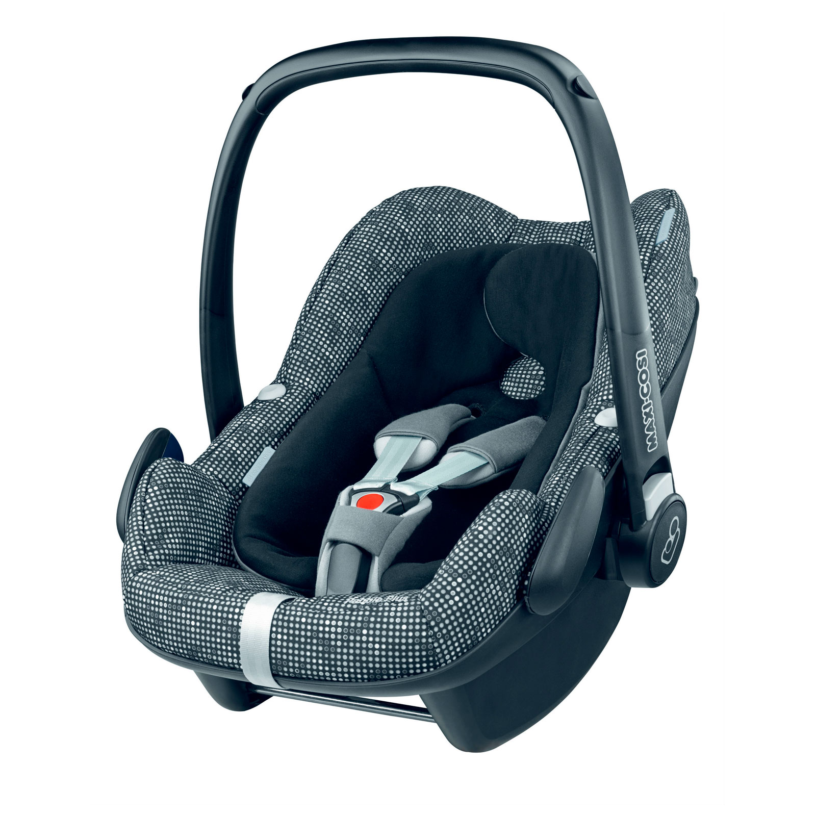 Автокресло Maxi-Cosi Pebble + Digital Black<br>