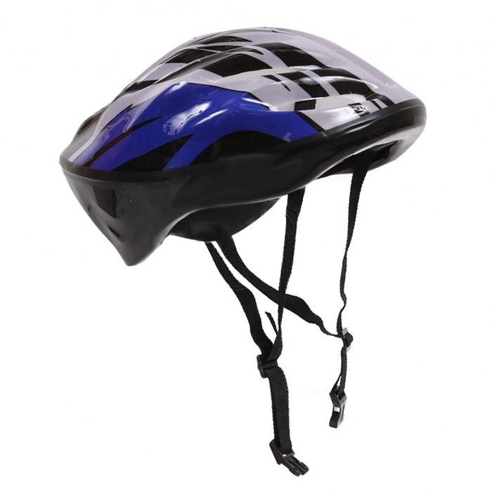 Шлем Weichao HL007 цвета в ассортименте  (красный с  черным, синий с желтым, коричичневый с красным)<br>