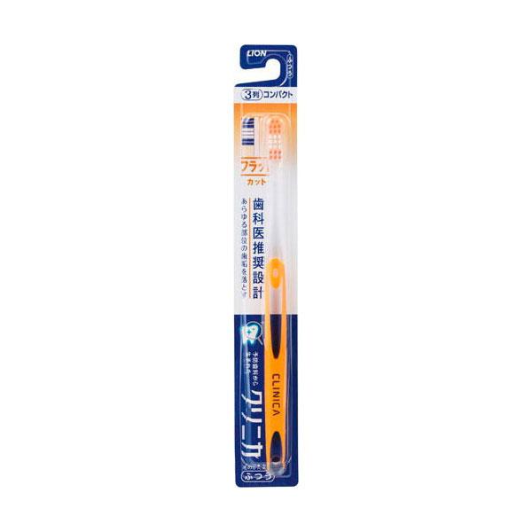 Зубная щетка Lion Clinica 3-х рядная (средняя жесткость) 1 шт<br>