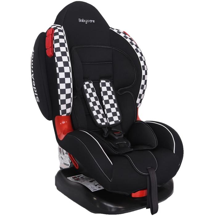 Автокресло Baby Care BC-02 ISOFIX Люкс START Черный<br>