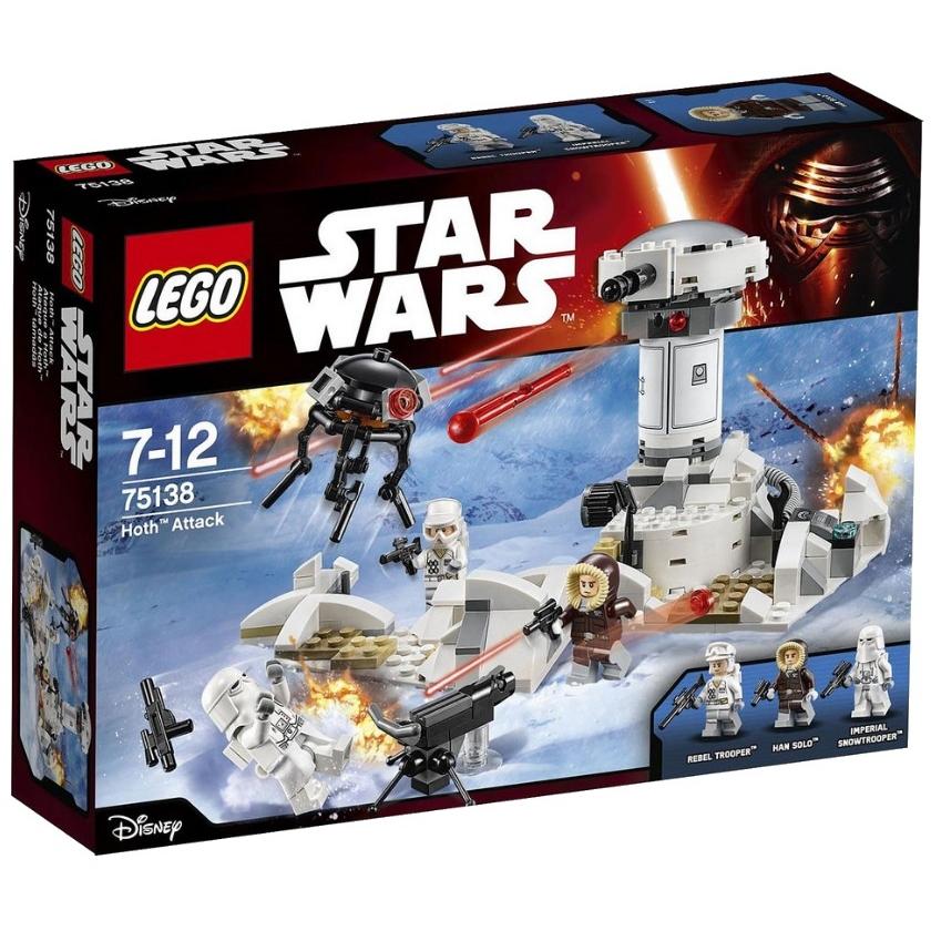 ����������� LEGO Star Wars 75138 ��������� �� ���