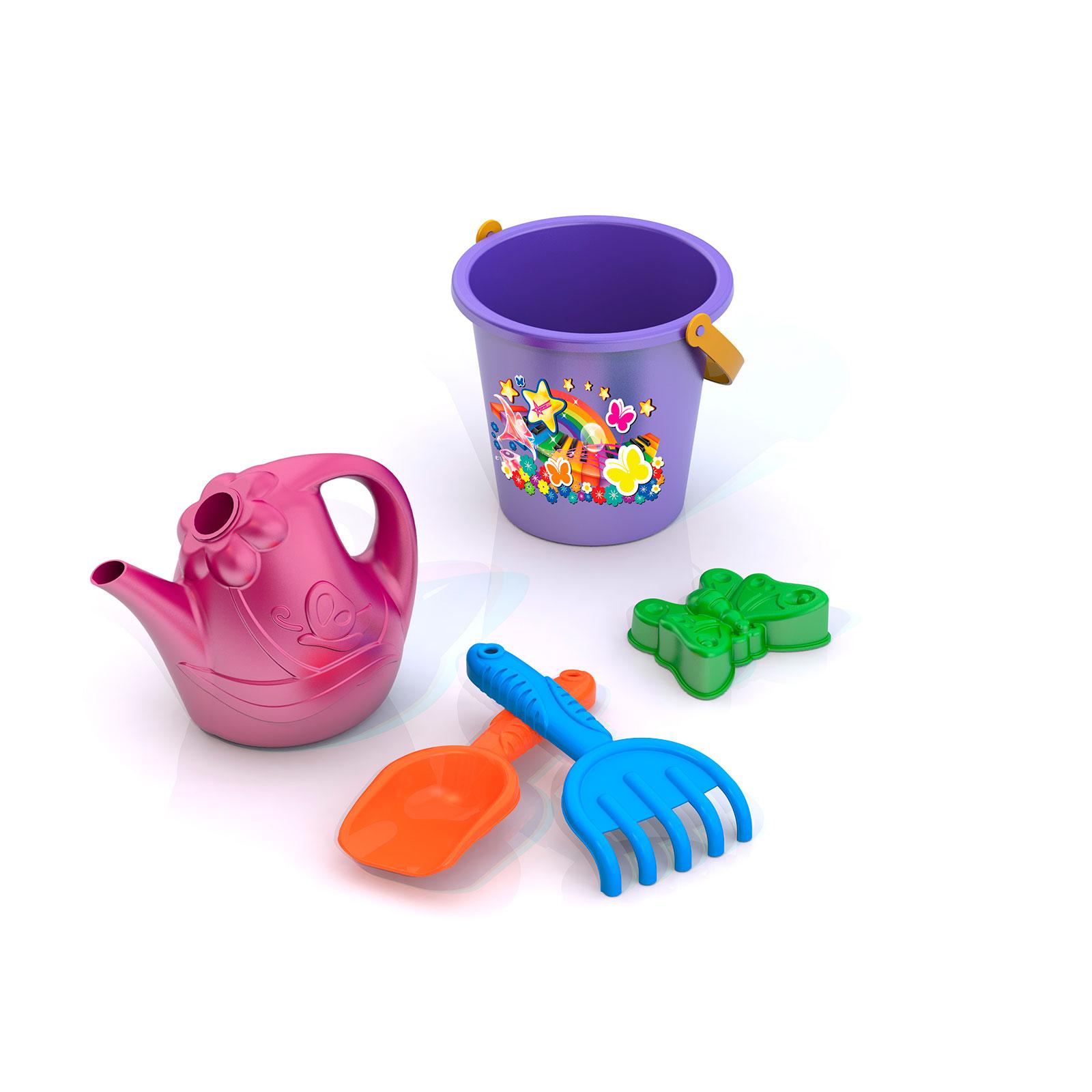 Игрушки для песочницы НОРДПЛАСТ Набор для песка №94<br>