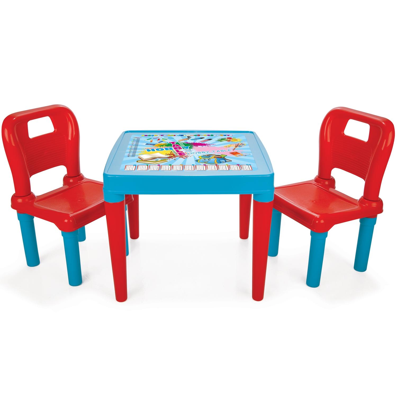 Стол с двумя стульями Pilsan Menekse &amp;amp; Hobby<br>
