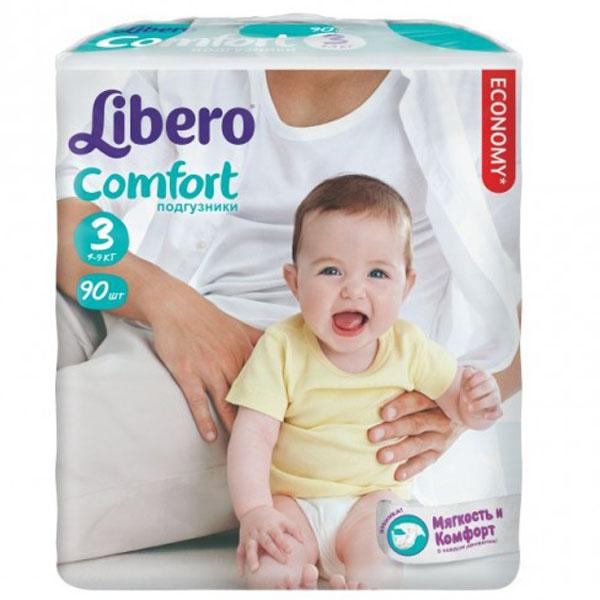 ���������� Libero Comfort Midi 4-9 �� (90 ��) ������ 3