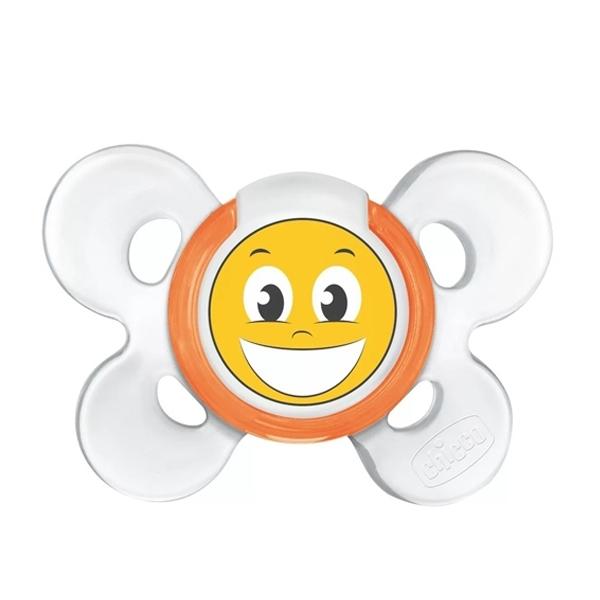 Пустышка Chicco Physio Comfort Smile С 12 мес<br>