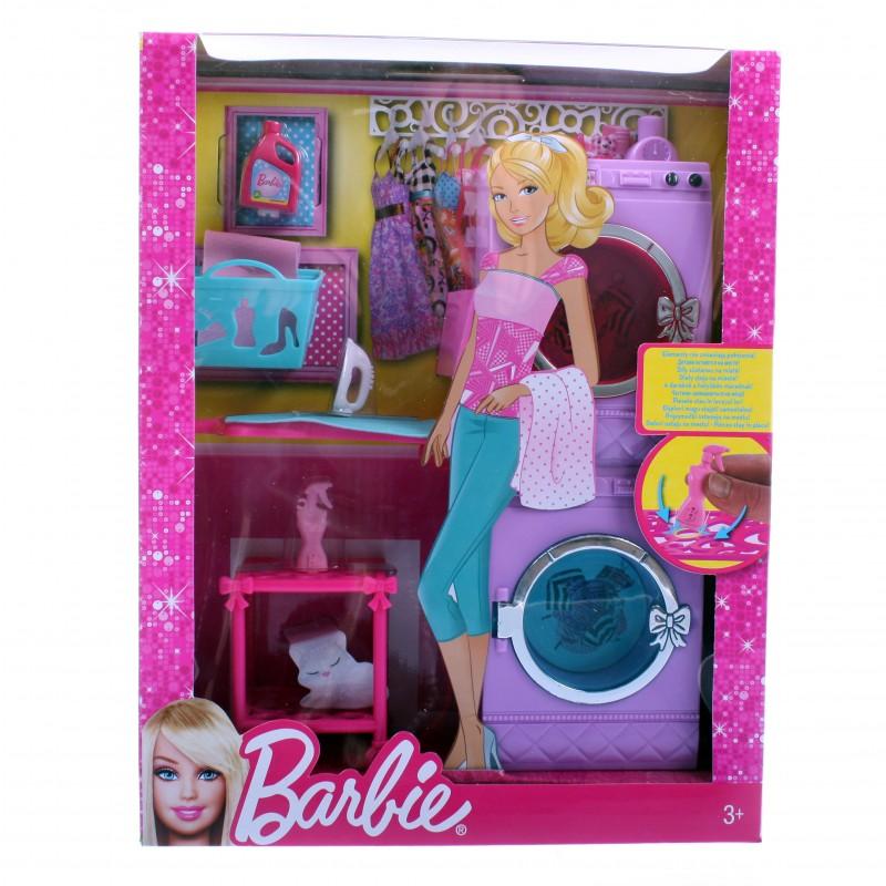 Игровой набор Barbie мебель серии Компактная комната X7938<br>