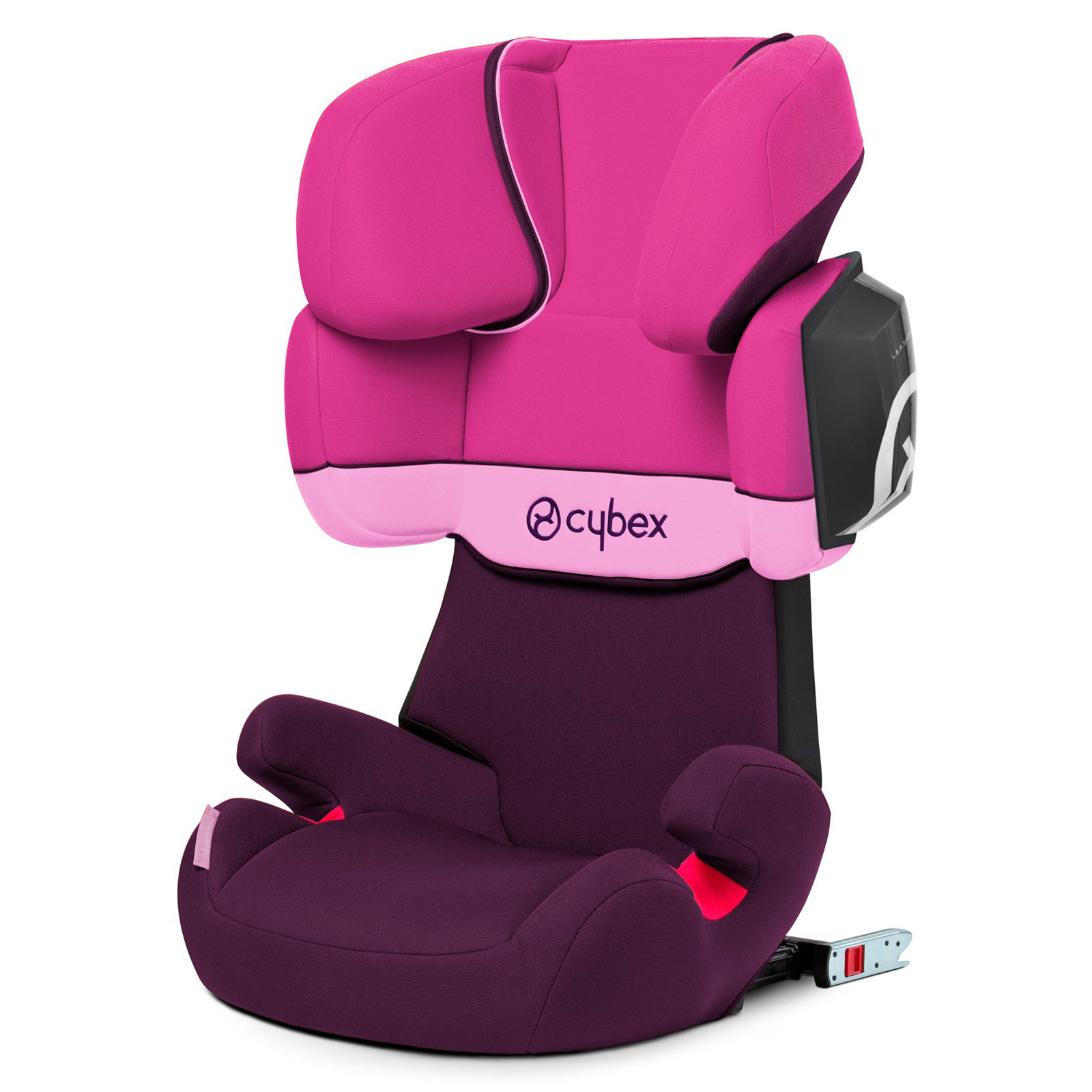 Автокресло Cybex Solution X2-Fix Purple Rain<br>