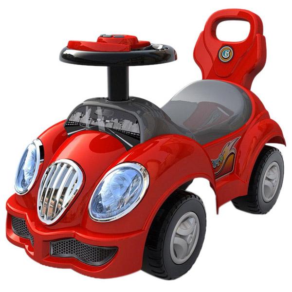 Музыкальная детская каталка Everflo Машинка 557W<br>