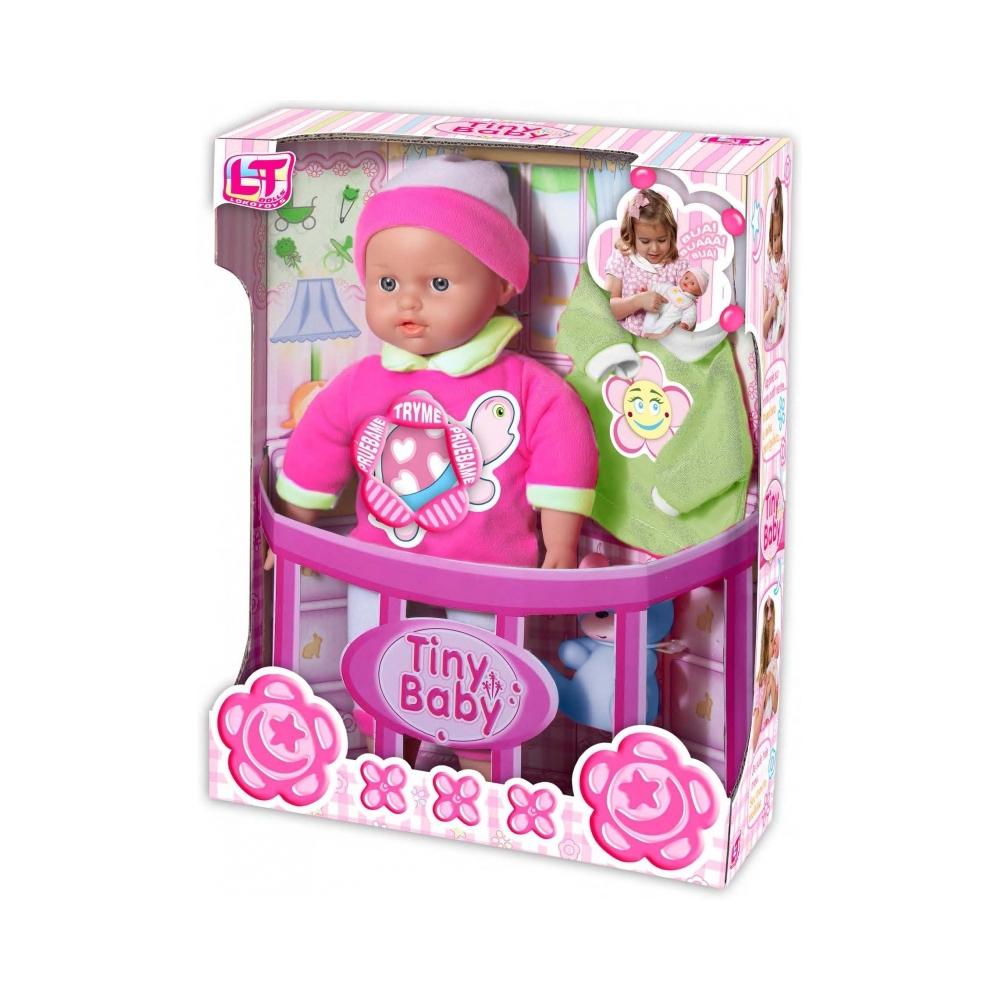 Кукла LOKO TOYS Tiny Baby подарочная<br>