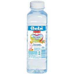 Вода детская Bebi 0.5 л