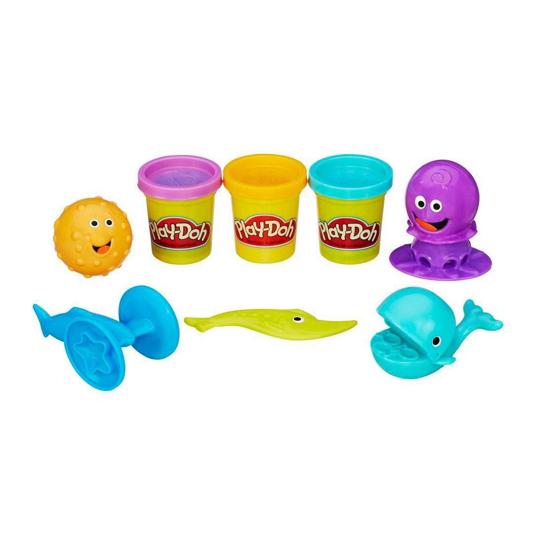 Игровой набор Play-Doh Подводный мир<br>