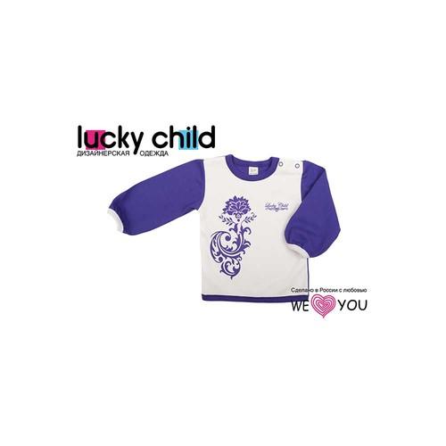 Футболка Lucky Child Нежность рост 74