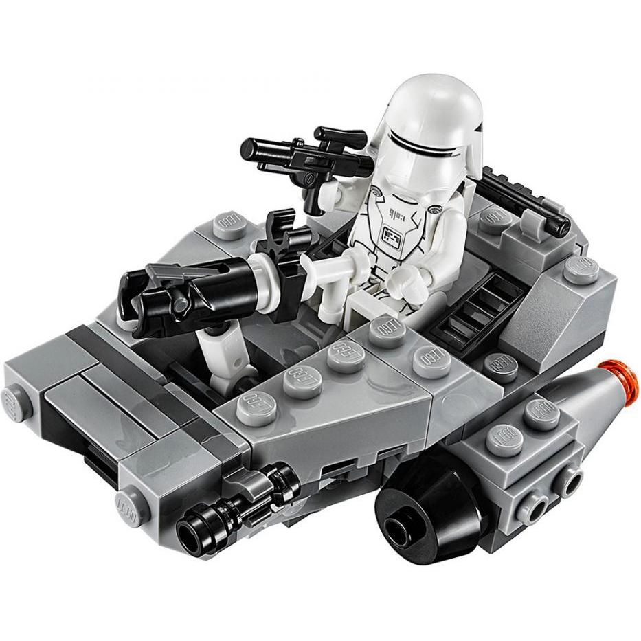 Конструктор LEGO Star Wars 75126 Снежный спидер Первого Ордена<br>