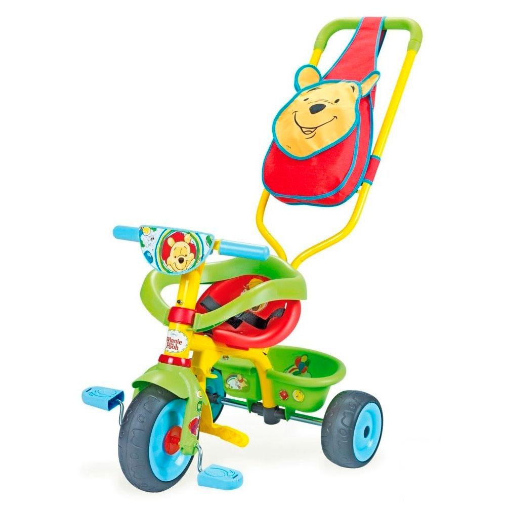 Трехколесный велосипед Smoby Be Fun Confort Winnie<br>