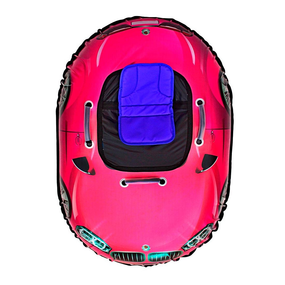 Тюбинг RT Snow Auto X6 Розовый<br>