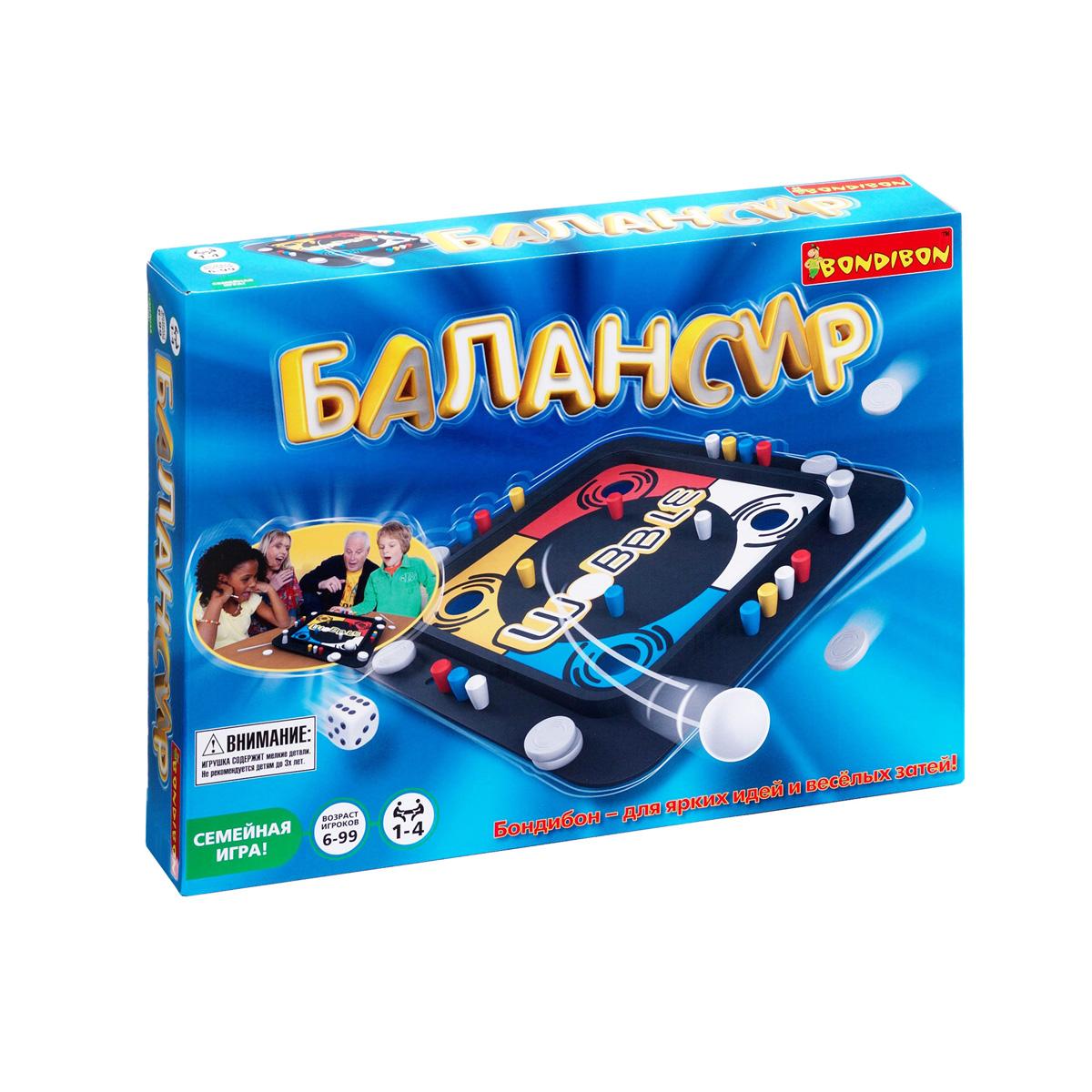 Настольная игра Bondibon Балансир<br>