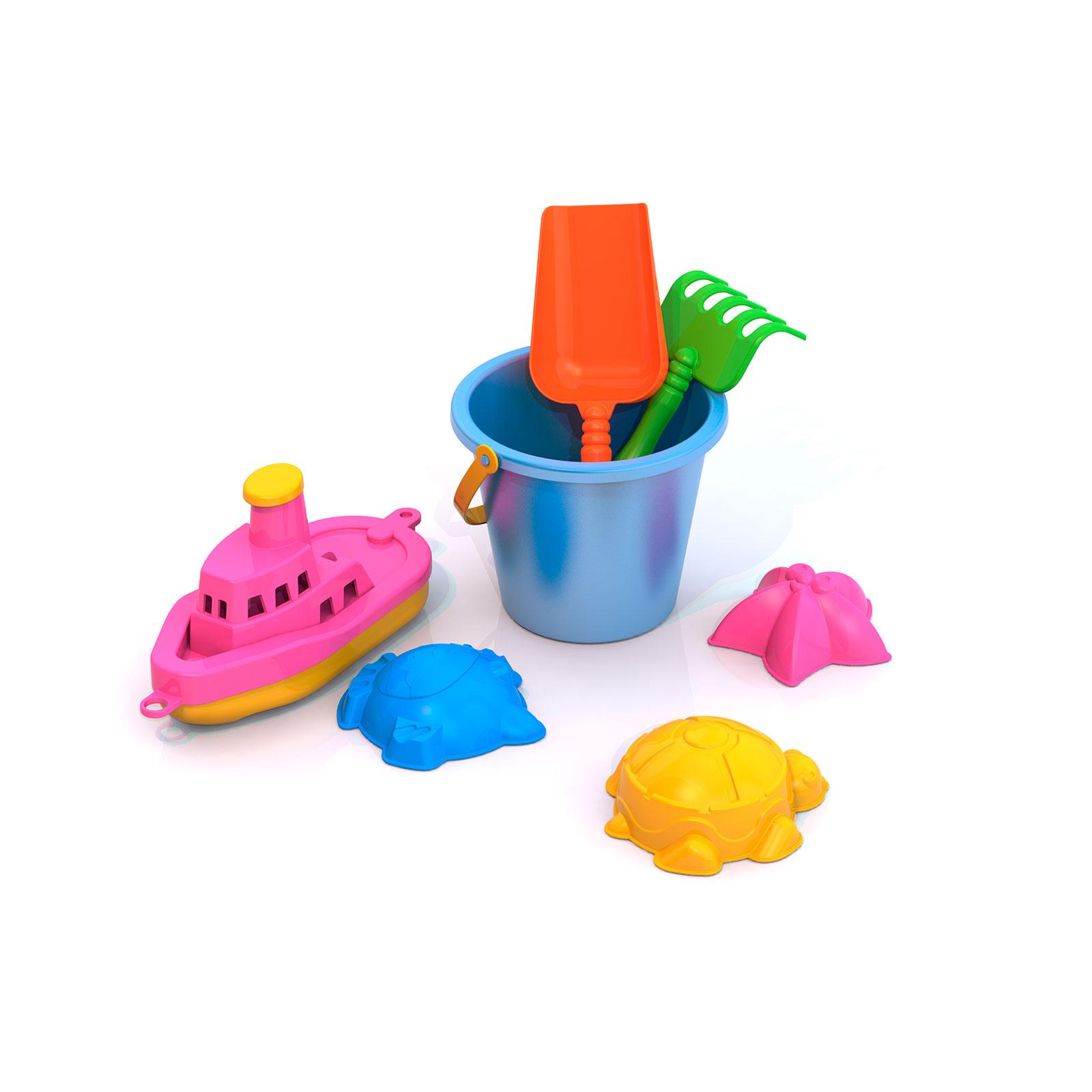 Игрушки для песочницы НОРДПЛАСТ Набор для песка №36<br>