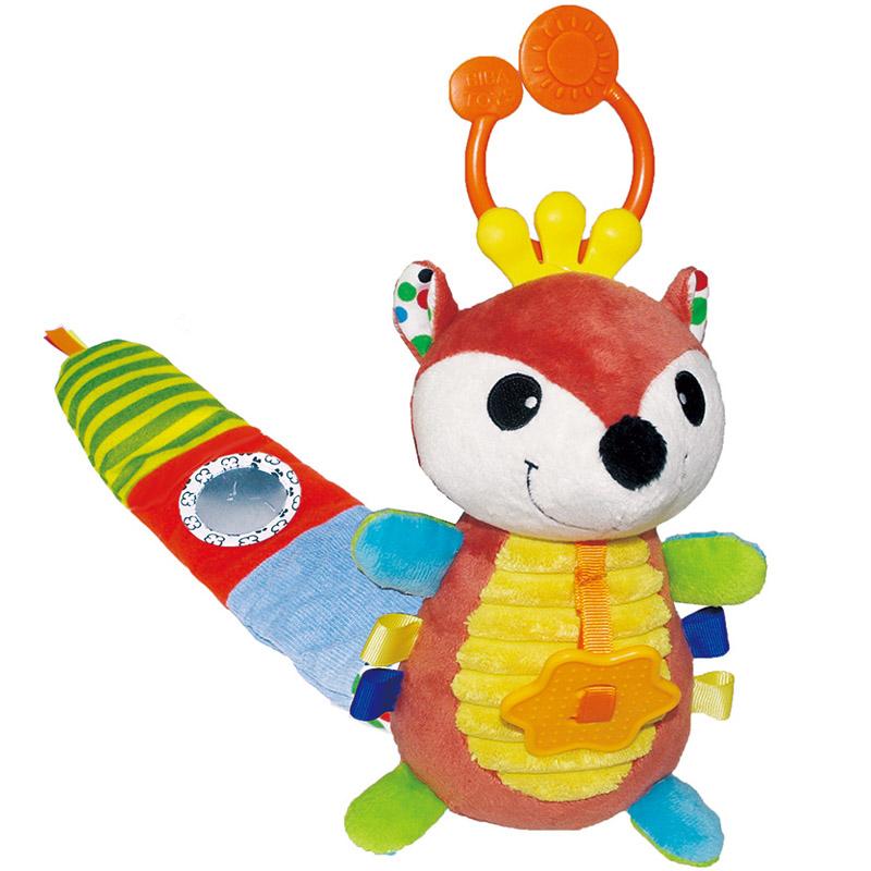 Развивающая игрушка Biba Toys Бурундук<br>