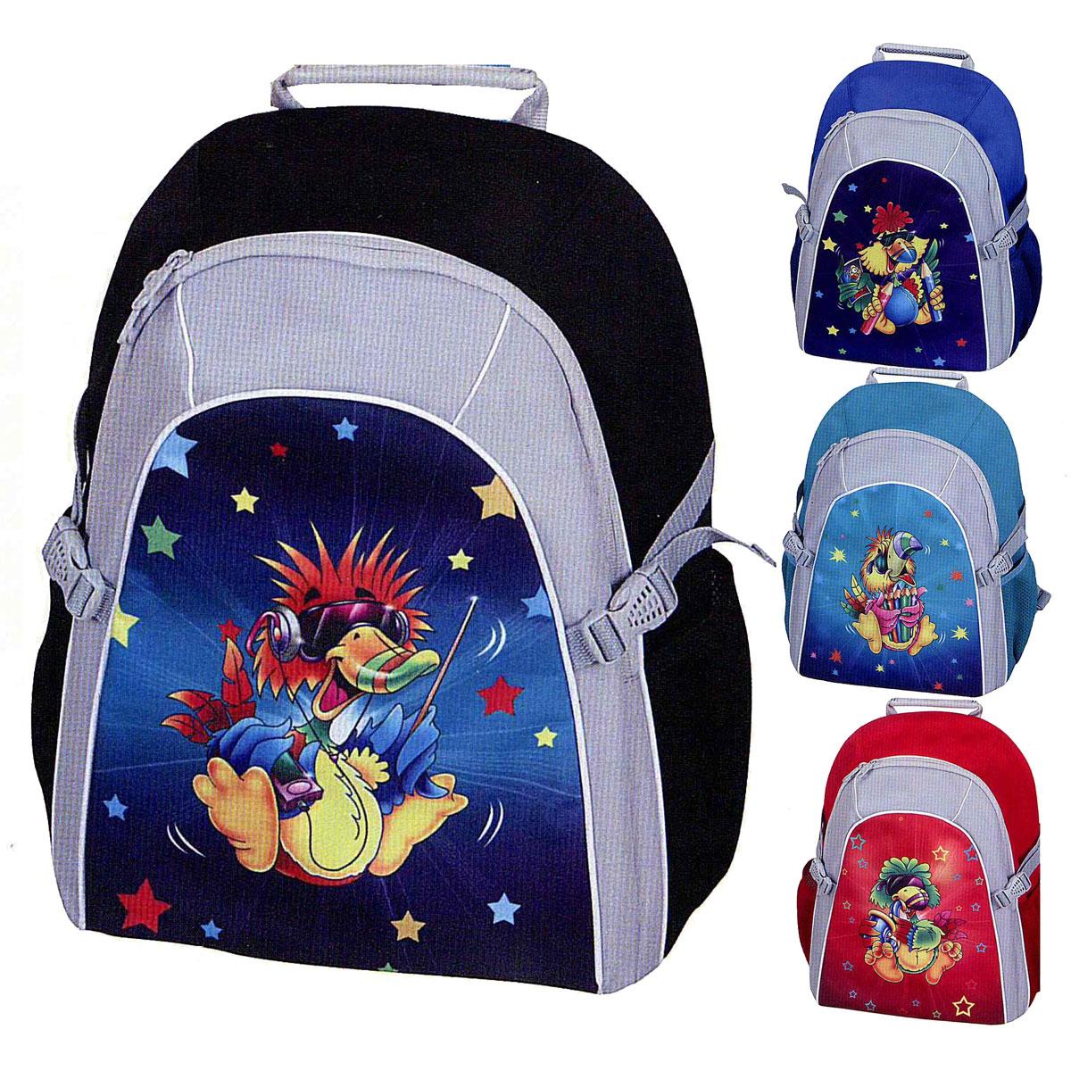 Рюкзак Tiger Enterprise JOYFUL BIRDIE 4 дизайна в ассортименте