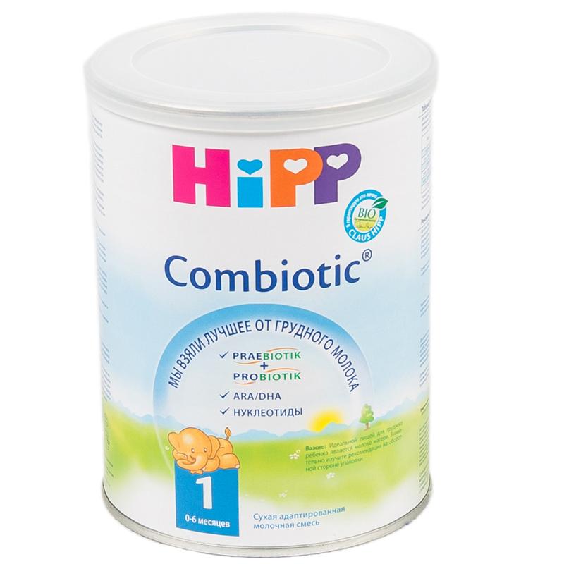 Заменитель Hipp Combiotic 350 гр №1 (с 0 мес)<br>