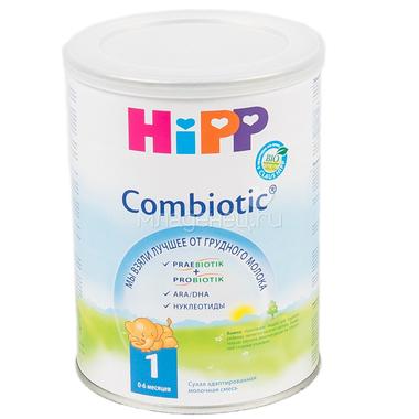 «аменитель Hipp Combiotic 350 гр є1 (с 0 мес)