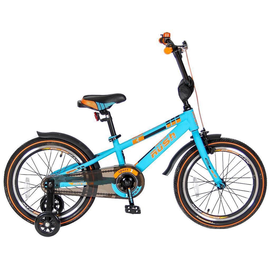 Велосипед двухколесный Velolider 18 Rush Sport R18 Бирюзовый<br>