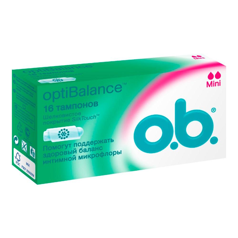 ������� o.b. optiBalance ���� 16 ��