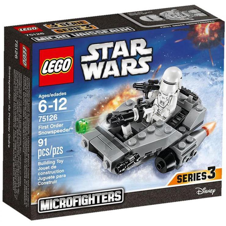 ����������� LEGO Star Wars 75126 ������� ������ ������� ������