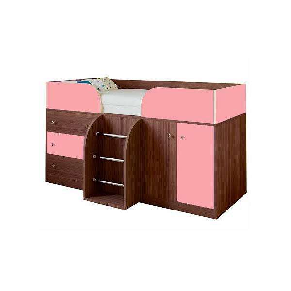 Набор мебели РВ-Мебель Астра 5 Дуб шамони/Розовый<br>