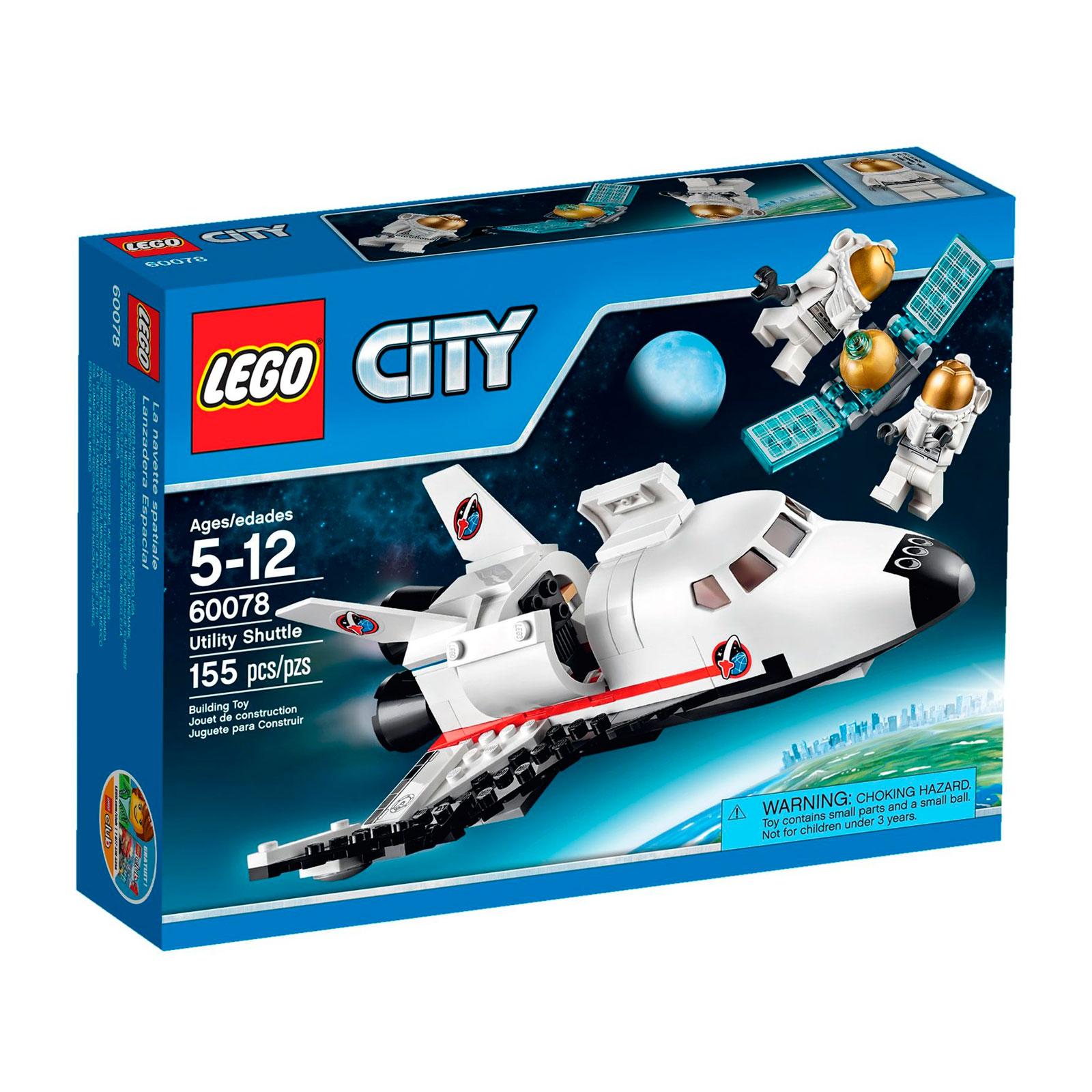 ����������� LEGO City 60078 ������������� �����