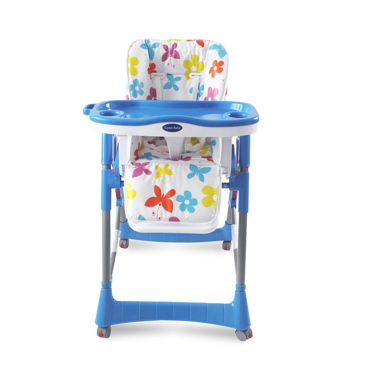 Стульчик для кормления Sweet Baby Viola Blu<br>