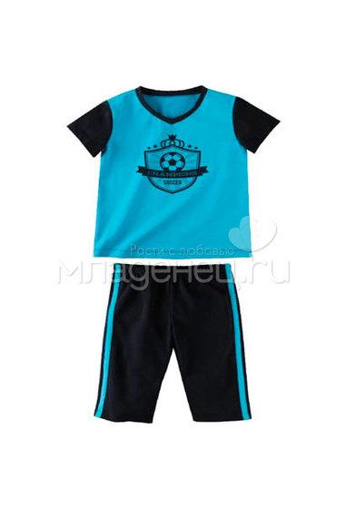 Комплект для мальчика Наша Мама (футболка, бриджи)