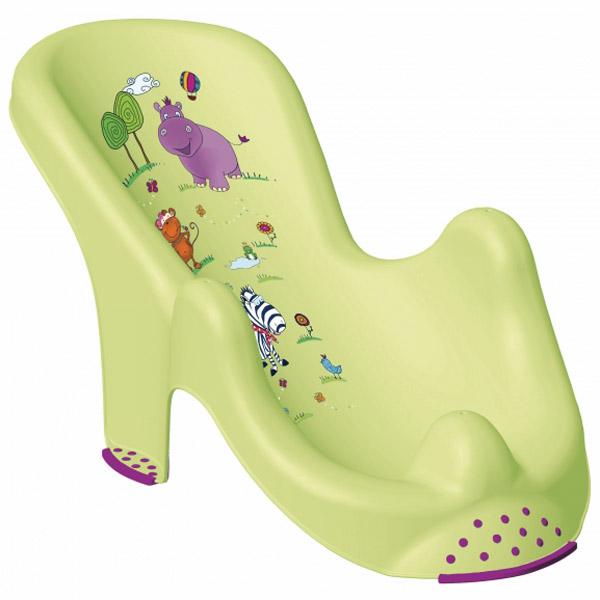 Кресло в ванну OKT Hippo цвет - салатовый
