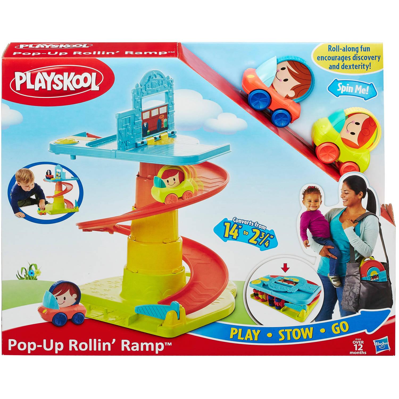 Игровой набор Playskool Веселый Гараж Возьми с собой<br>