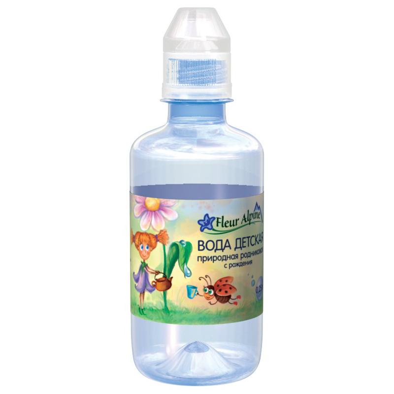 Вода детская Fleur Alpine 0,25 л<br>