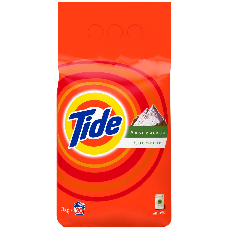 Стиральный порошок Tide Альпийская свежесть 3 кг<br>