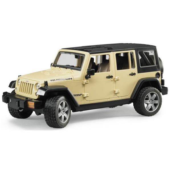 Внедорожник Bruder Jeep Wrangler Unlimited Rubicon<br>