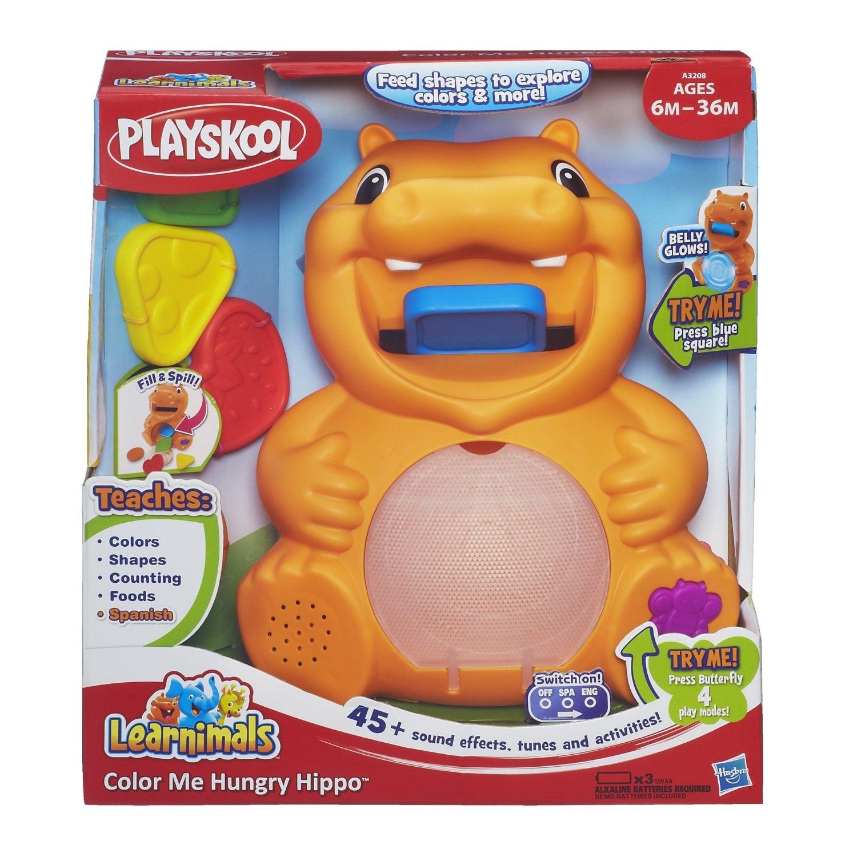 Развивающая игрушка Playskool Бегемотик<br>