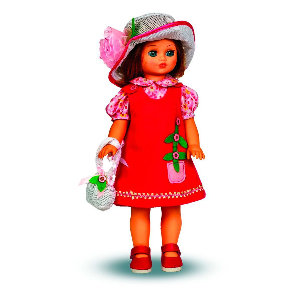 Кукла Весна Лиза 12 со звуковым устройством<br>