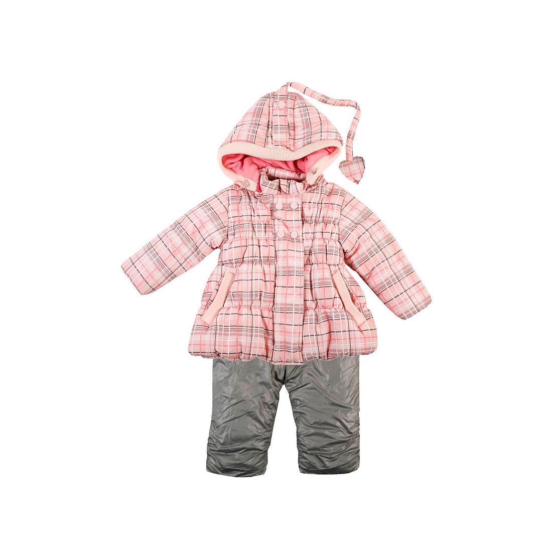 Комплект куртка + полукомбинезон PlayToday Малютка с 3 мес. размер 62<br>