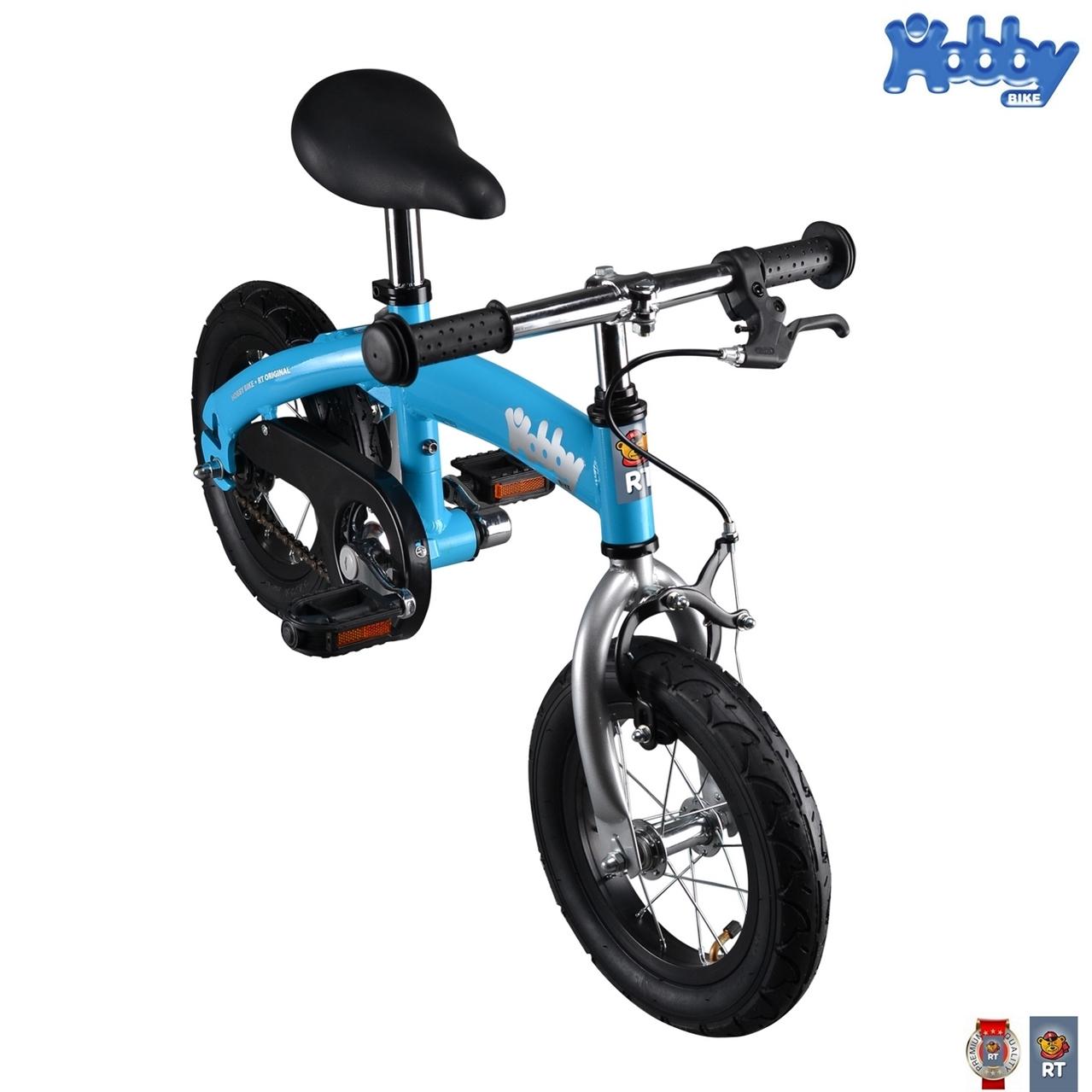 ������������-��������� Hobby-bike ALU NEW 2016 Blue