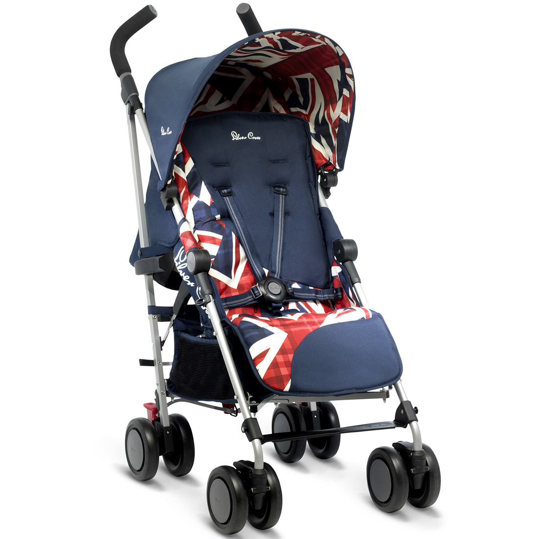 Коляска Silver Cross POP 2 Cool Britannia<br>