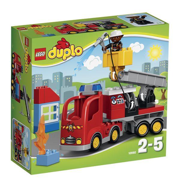 Конструктор LEGO Duplo 10592 Пожарный грузовик<br>