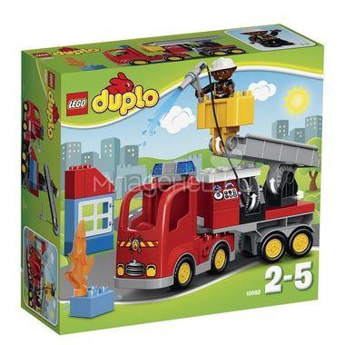 Конструктор LEGO Duplo 10592 Пожарный грузовик