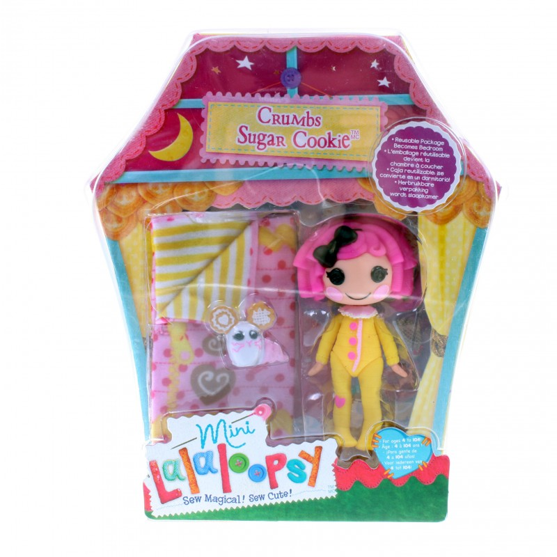 ����� Mini Lalaloopsy � ������������ Crumbs Sugar Cookie