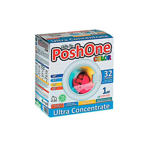 Стиральный порошок Posh one COLOR 1 кг<br>