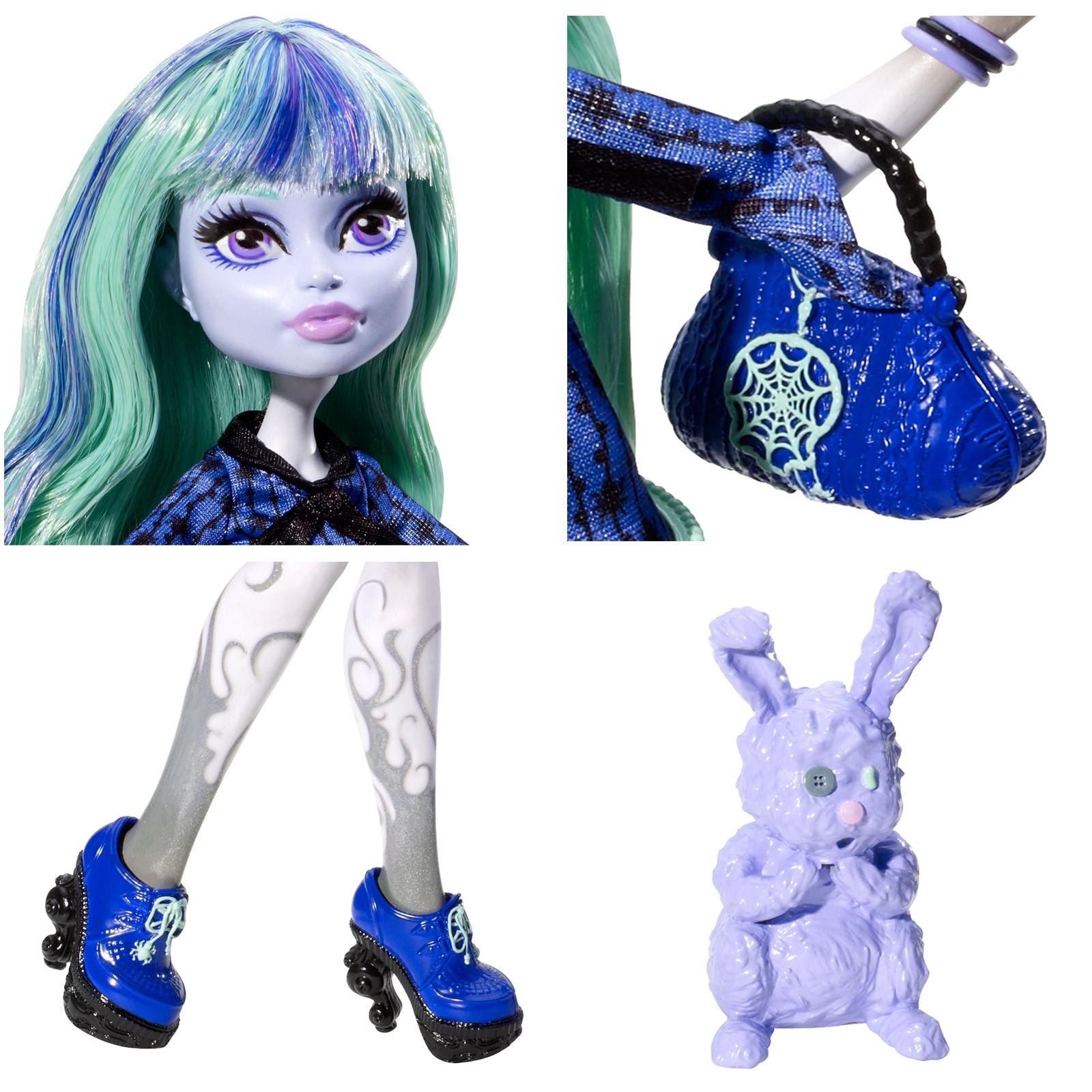 ����� Monster High ����� 13 ������� Twyla