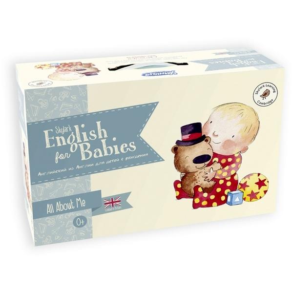 Комплект для обучения Умница Skylark English for Babies<br>