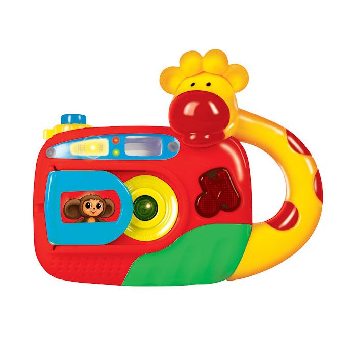 Развивающая игрушка Умка Фотоаппарат Чебурашки<br>