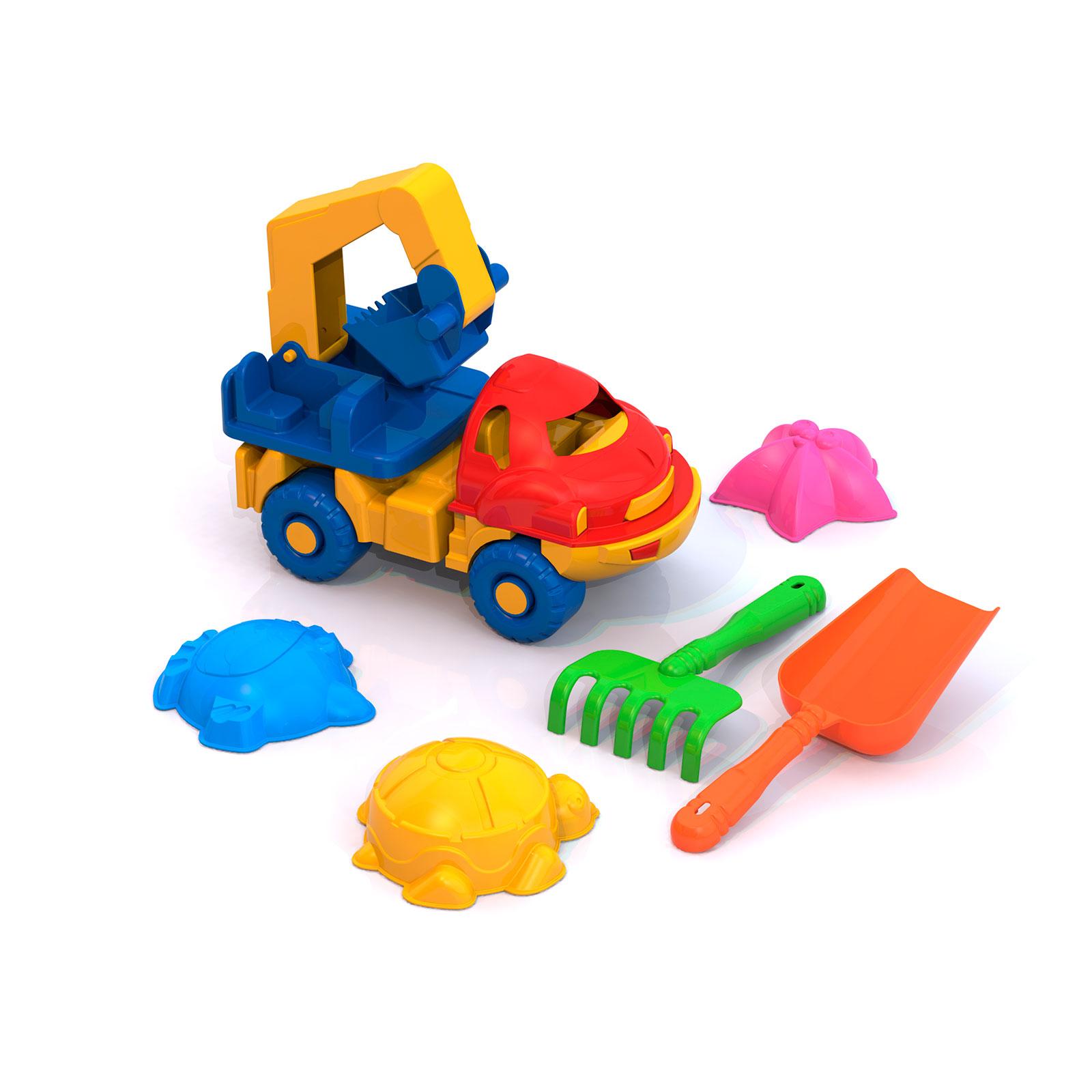 Игрушки для песочницы НОРДПЛАСТ Набор для песка №47<br>